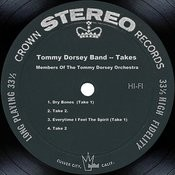 Tommy Dorsey Band -- Takes Songs