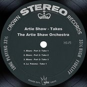 Artie Shaw - Takes, Vol. 2 Songs