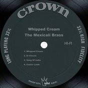 Whipped Cream Songs