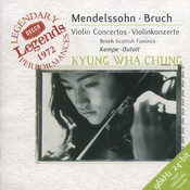 Bruch: Violin Concerto No.1 in G minor, Op.26 - 1. Vorspiel (Allegro moderato) Song