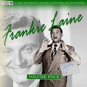 Frankie Laine Volume Four Songs