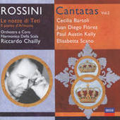 Rossini: Cantatas Vol.2 Songs