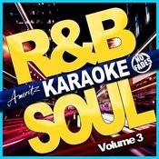 Karaoke - R&B Soul Vol. 3 Songs