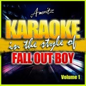 Karaoke - Fall Out Boy Vol. 1 Songs