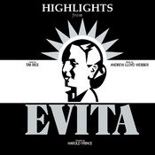 Evita (Highlights) (Original Cast Recording/1979) Songs