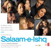 Salaam-E-Ishq (Salaam-E-Ishq-Ishq-Ishq) Songs