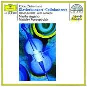 Schumann: Piano Concerto Op.54; Cello Concerto Op.129 Songs