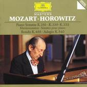 Mozart: Piano Sonatas K.281, K.330 & K.333; Rondo K.485; Adagio K.540 Songs
