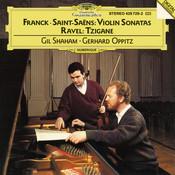 Franck / Saint Saens: Violin Sonatas; Ravel: Tzigane Songs