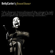 Betty Carter's Finest Hour Songs
