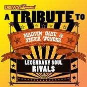 A Tribute To Marvin Gaye & Stevie Wonder: Legendary Soul Rivals Songs