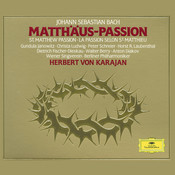 J.S. Bach: St. Matthew Passion, BWV 244 / Part One - No.21 Choral: