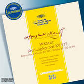 Mozart: Coronation concerto K537, Concerto for 2 Pianos K365, Rondos K382 & 386 Songs