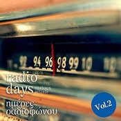 Imeres Radiofonou - Radio Days Vol.2 Songs