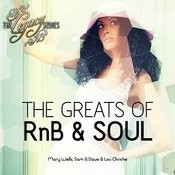 The Legacy Series - The Greats Of Rnb & Soul - Mary Wells, Sam & Dave + Lou Christie Songs