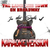 The Lamb Lies Down On Broadway (In The Style Of Genesis) [Karaoke Version] - Single Songs