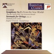 Dvork:  Symphony No. 9 & Serenade For Strings Songs