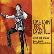 Classic Film Scores: Captain From Castile Songs