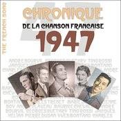 The French Song / Chronique De La Chanson Française [1947], Volume 24 Songs
