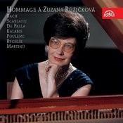Hommage À Zuzana Růžičková Songs