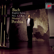 Bach:  English Suites Nos. 1, 3 & 6 Songs