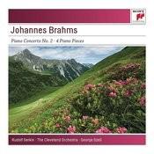 Brahms: Piano Concerto No.2 & 4 Piano Pieces, Op. 119 Songs