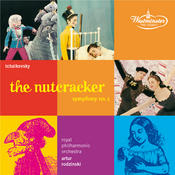 Tchaikovsky: The Nutcracker op.71; Symphony No. 4 Songs