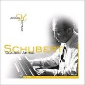 Schubert-Arrau heritage Songs