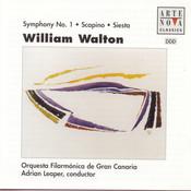William Walton: Symphony No.1 Songs