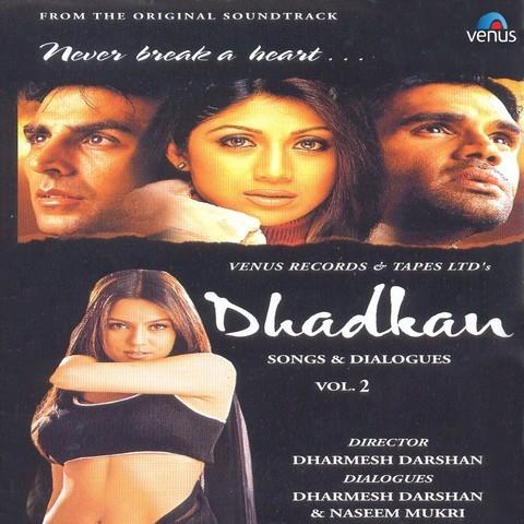 Dhadkan film ka gana mp3 song download