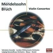 Mendelssohn: Violin Concerto/Bruch: Violin Concerto; Konzertstück Songs