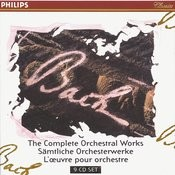 Bach, J.S.: The Complete Orchestral Works Songs