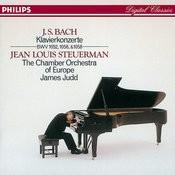 Bach, J.S.: 3 Piano Concertos Songs