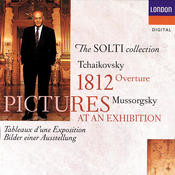 Mussorgsky: Pictures at an Exhibition//Prokofiev: Symphony No.1/Tchaikovsky: 1812 Songs