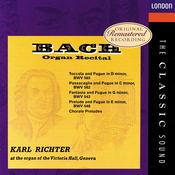 Bach, J.S.: Organ Recital Songs