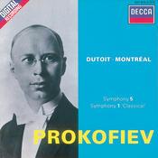 Prokofiev: Symphonies Nos. 1 & 5 Songs