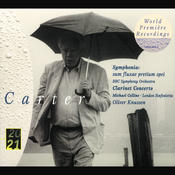 Carter: Clarinet Concerto/Symphonia Songs