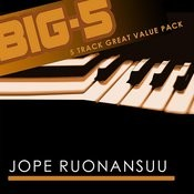 Big-5: Jope Ruonansuu Songs