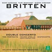 Britten: Double Concerto, Sinfonietta, Young Apollo & 2 Portraits (Maestro) Songs