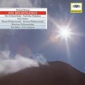 Strauss, R.: Ein Heldenleben, Op. 40; Orchesterlieder, Op. 10, Op. 27, Op. 32; Festliches Präludium, Op. 61 Songs