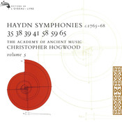 Haydn: Symphonies Vol.5 Songs
