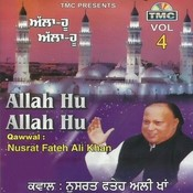 Allah Hu Allah Hu Vol 4 Songs