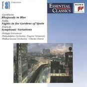 Rhapsody In Blue; De Falla: Nights In The Gardens Of Spain; More Songs