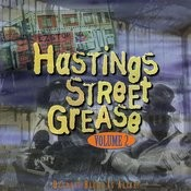 Hastings Street Grease: Detroit Blues Is Alive!, Vol.2 Songs