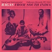 Ragas From South India Songs