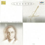 Legends Lalgudi G Jayaraman Violin Volume 5 Songs
