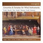 Concertos, Sonatas & Trio Sonatas For Wind Instruments: Vivaldi, Marcello, Platti, Handel, Telemann, Corelli, Hotteterre Songs