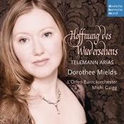 Hoffnung Des Wiedersehens - Telemann Arias Songs