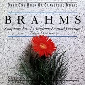 Symphony No. 4/Academic Festival Overture/Tragic Overture Songs