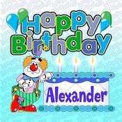 Happy Birthday Alexander Songs